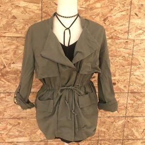 Jackets & Blazers - Adorable Military Jacket